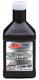 AMSOIL Synthetic 5W-50 Ford Mustang Oil