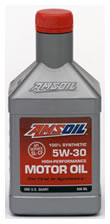 AMSOIL 5W-30 Synthetic Motor Oil